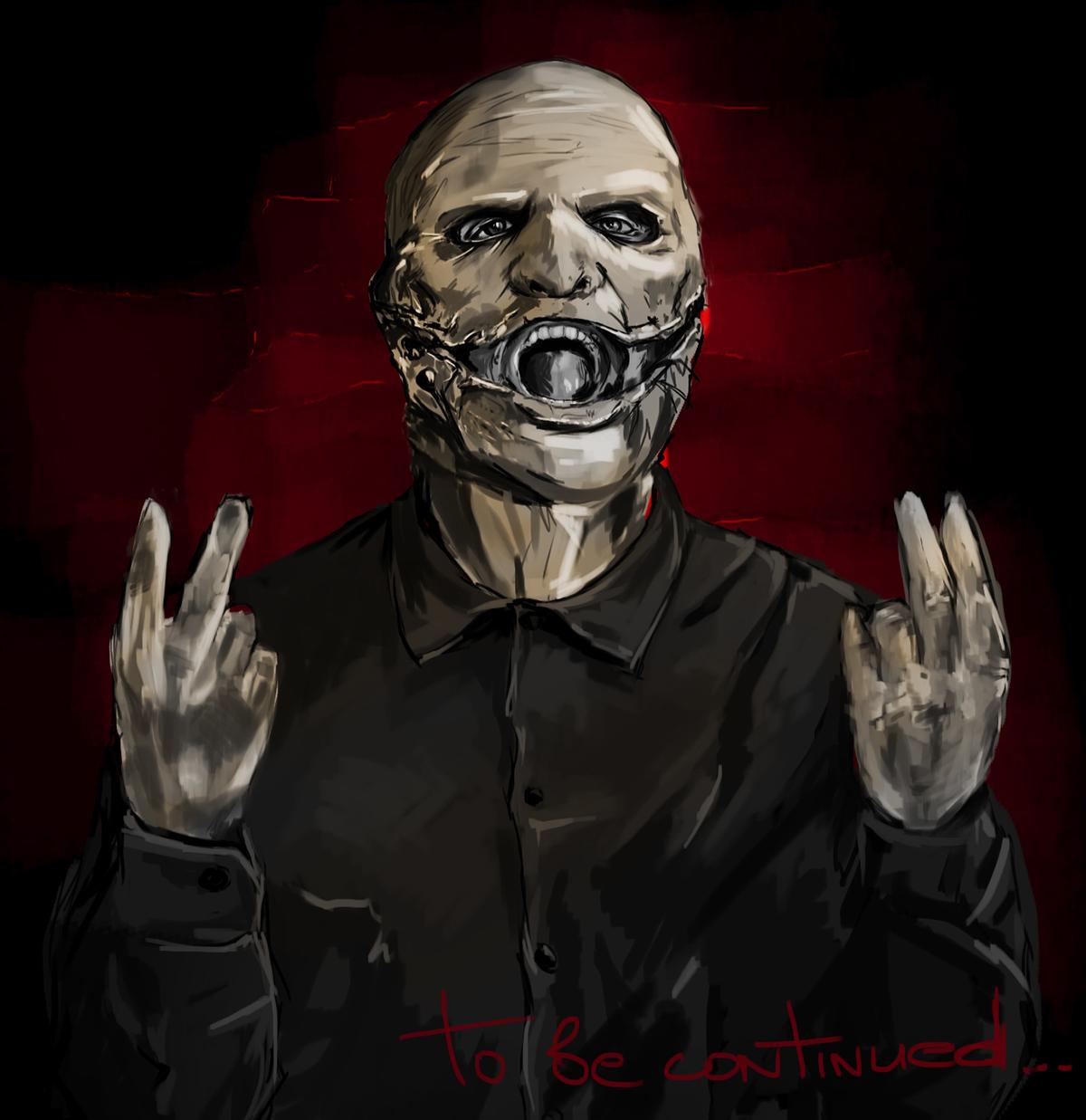 Slipknot / Corey Taylor Poster On Behance