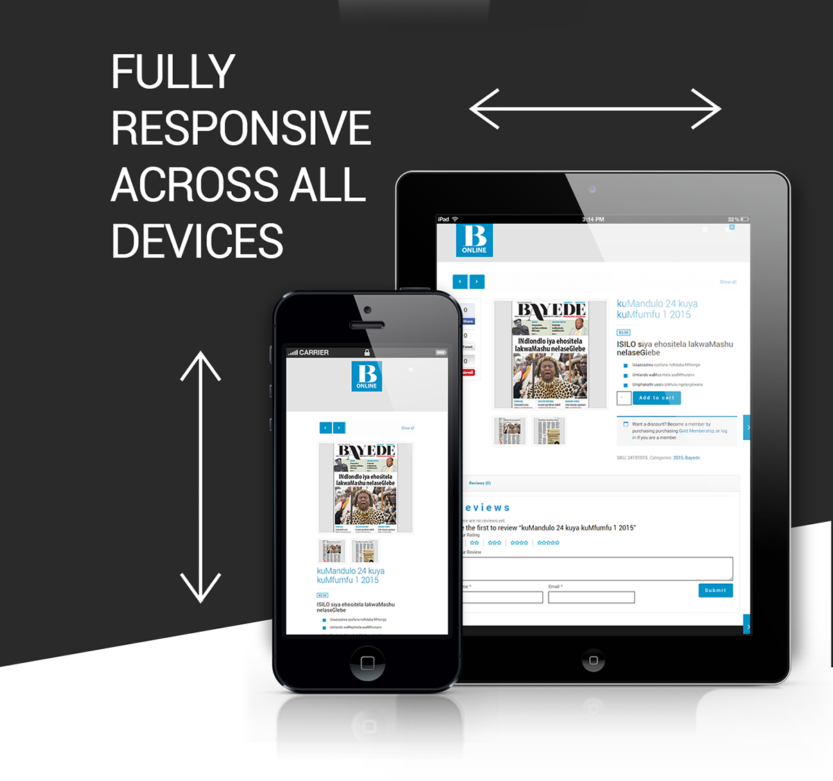 Bayede News Online Store