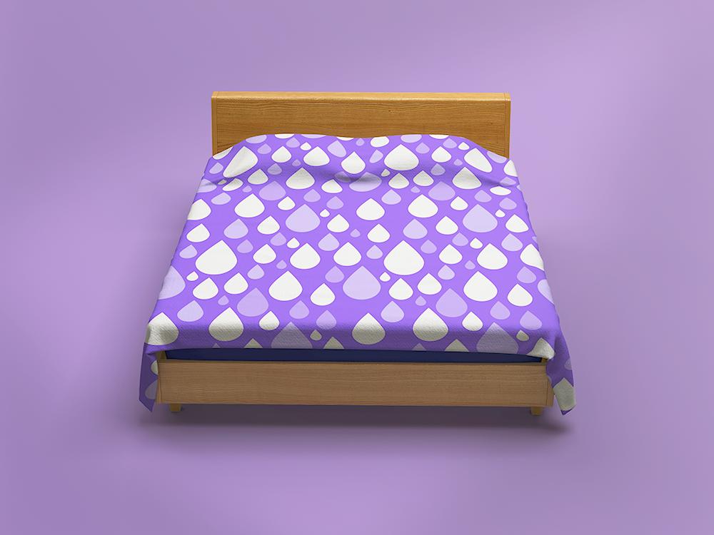 Bedding Sets Bed Linen Mockup On Behance