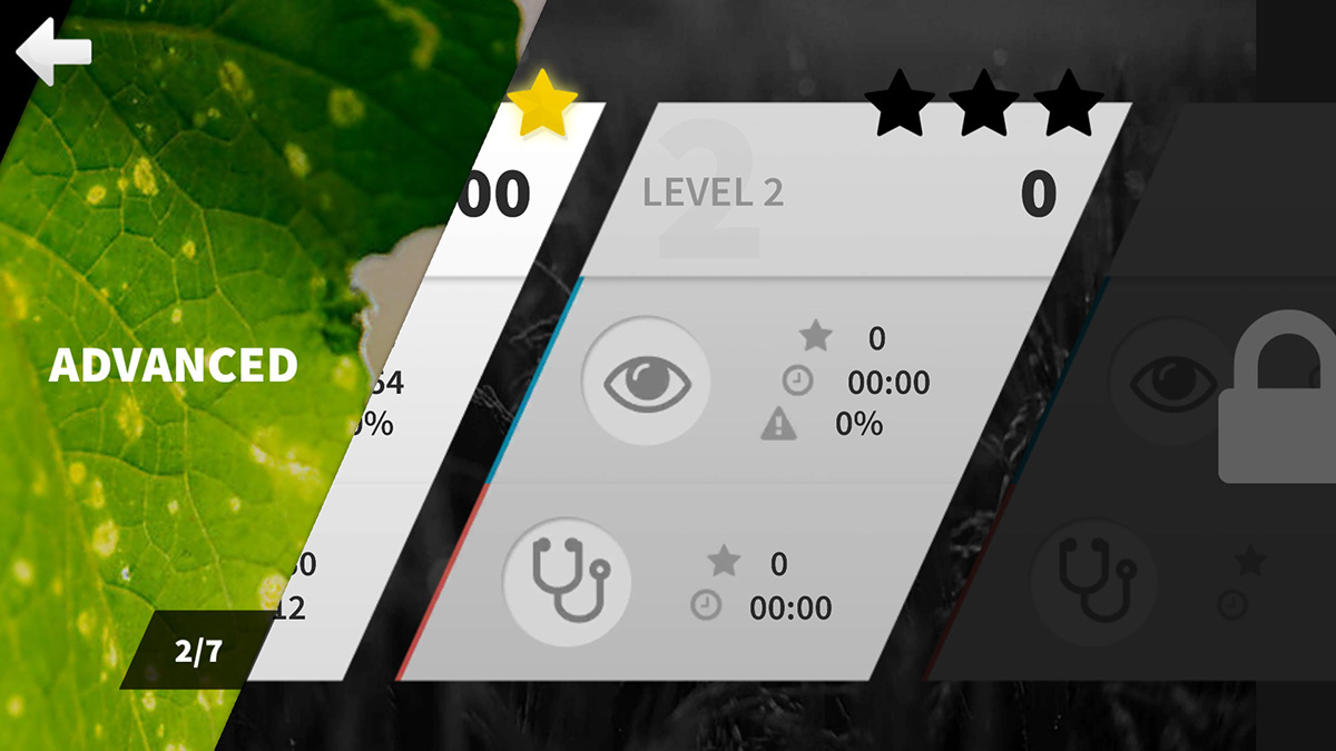 UI ux game design  design android unity3D 3D interactive interaction
