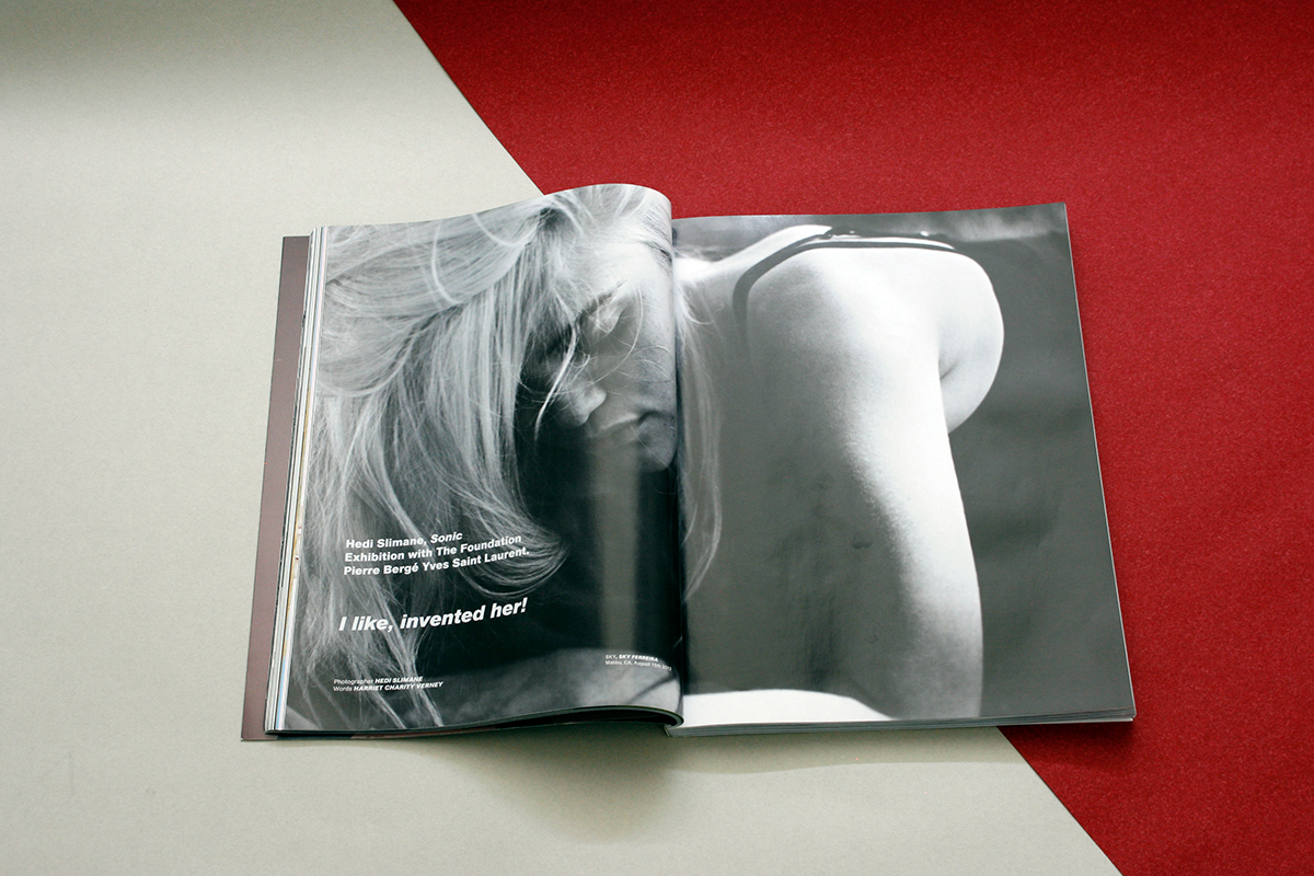 fashion magazine editorial girls lifestyle print Fun