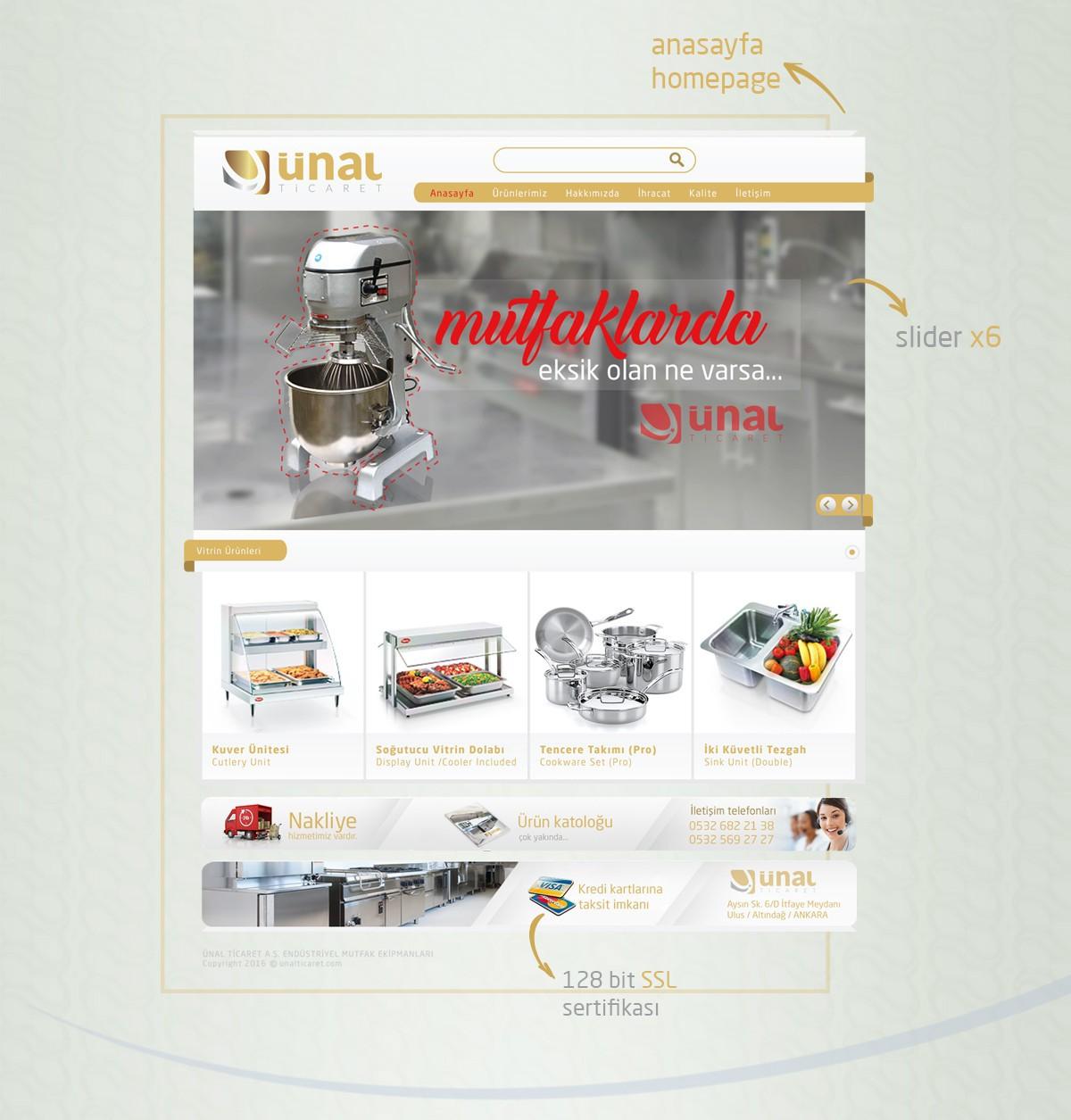 Secondhand Industrial Kitchen Supplies On Behance