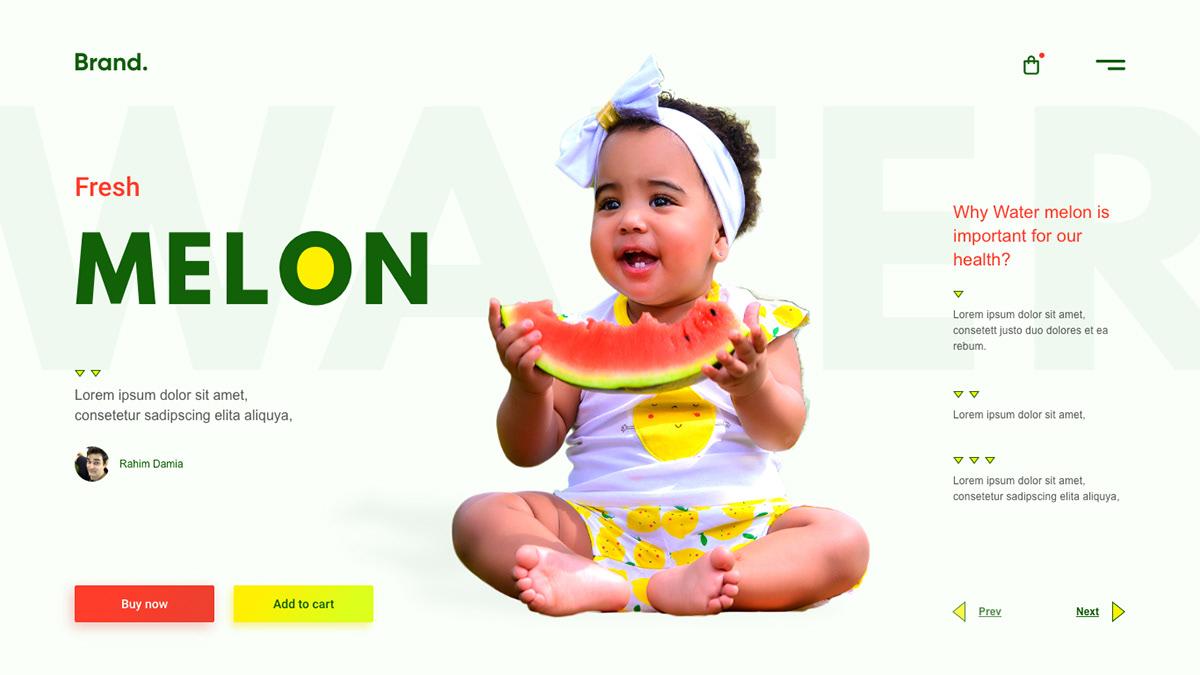 daily ui designer designs dribbble fruits Logo Designs ui concept ui designs UX Designs webdesigns