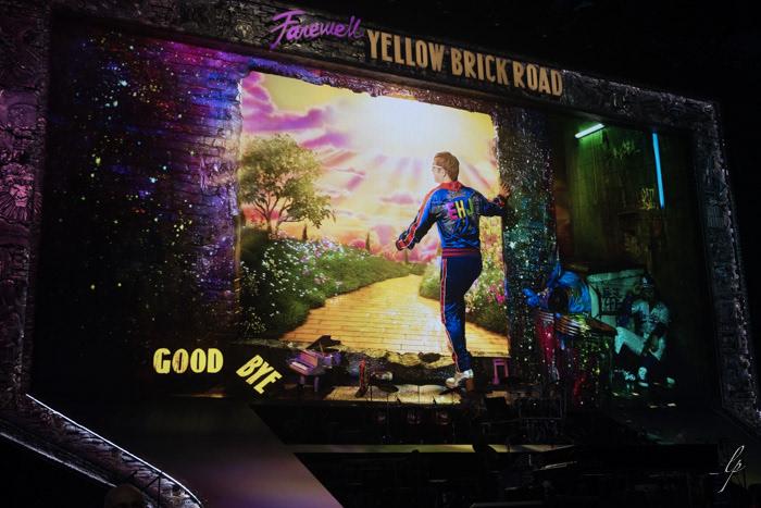 elton john Farewell Yellow Brick Lori Patrick Images PPL Center Allentown pa