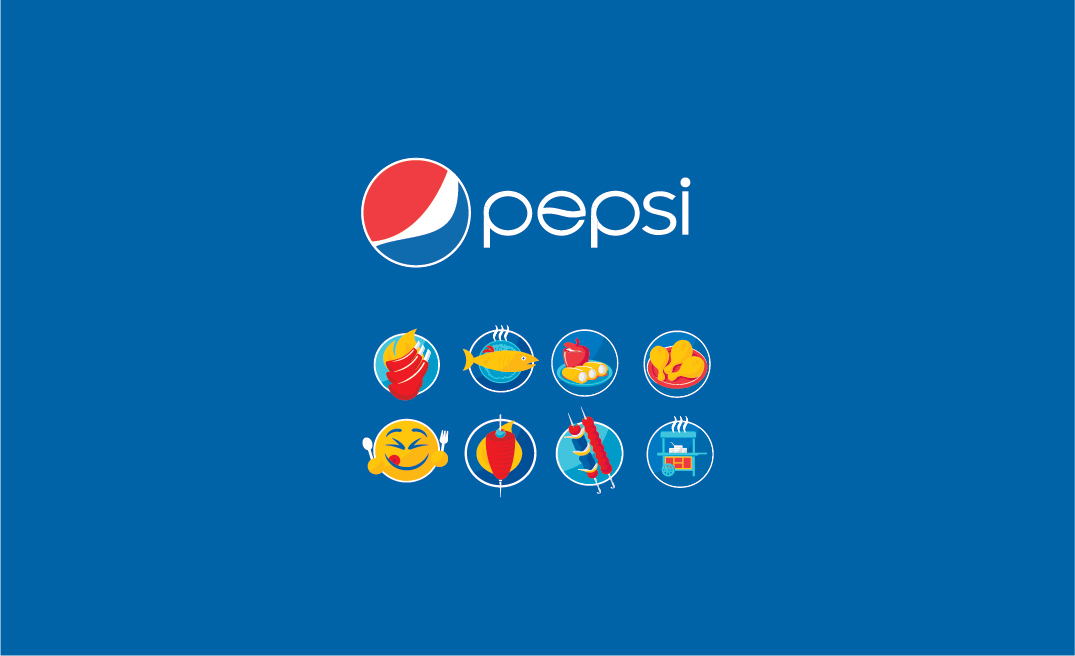 Cairo Bites This Year Is All About Vintage 80s And 90s So The Pepsi Actvation Using Open Space We Want People To Have Fun Remember