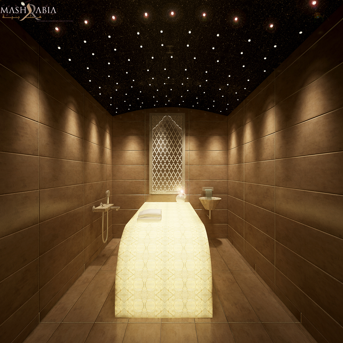 Mind sense spa dubai on behance for 7 shades salon dubai