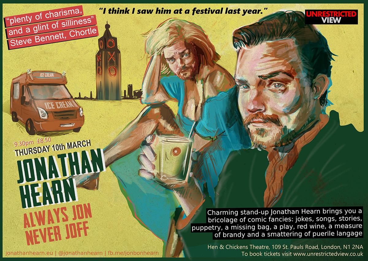 Poster Design portrait 1970's pulp Bond james bond underground
