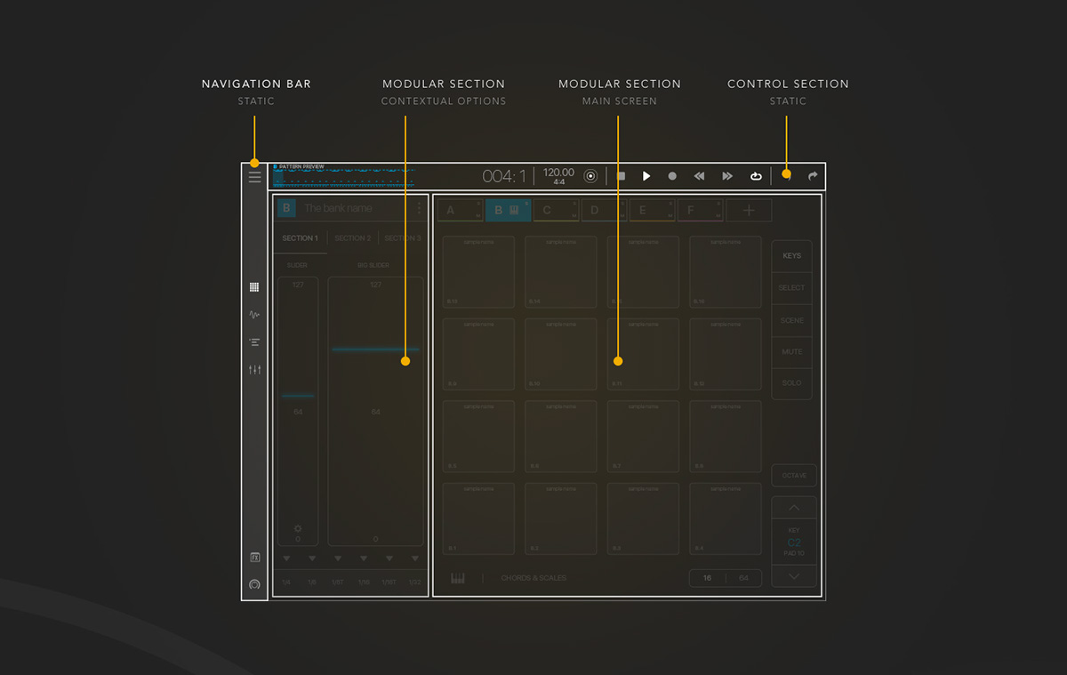 Beatmaker 3 App - Music production redefined on Pantone