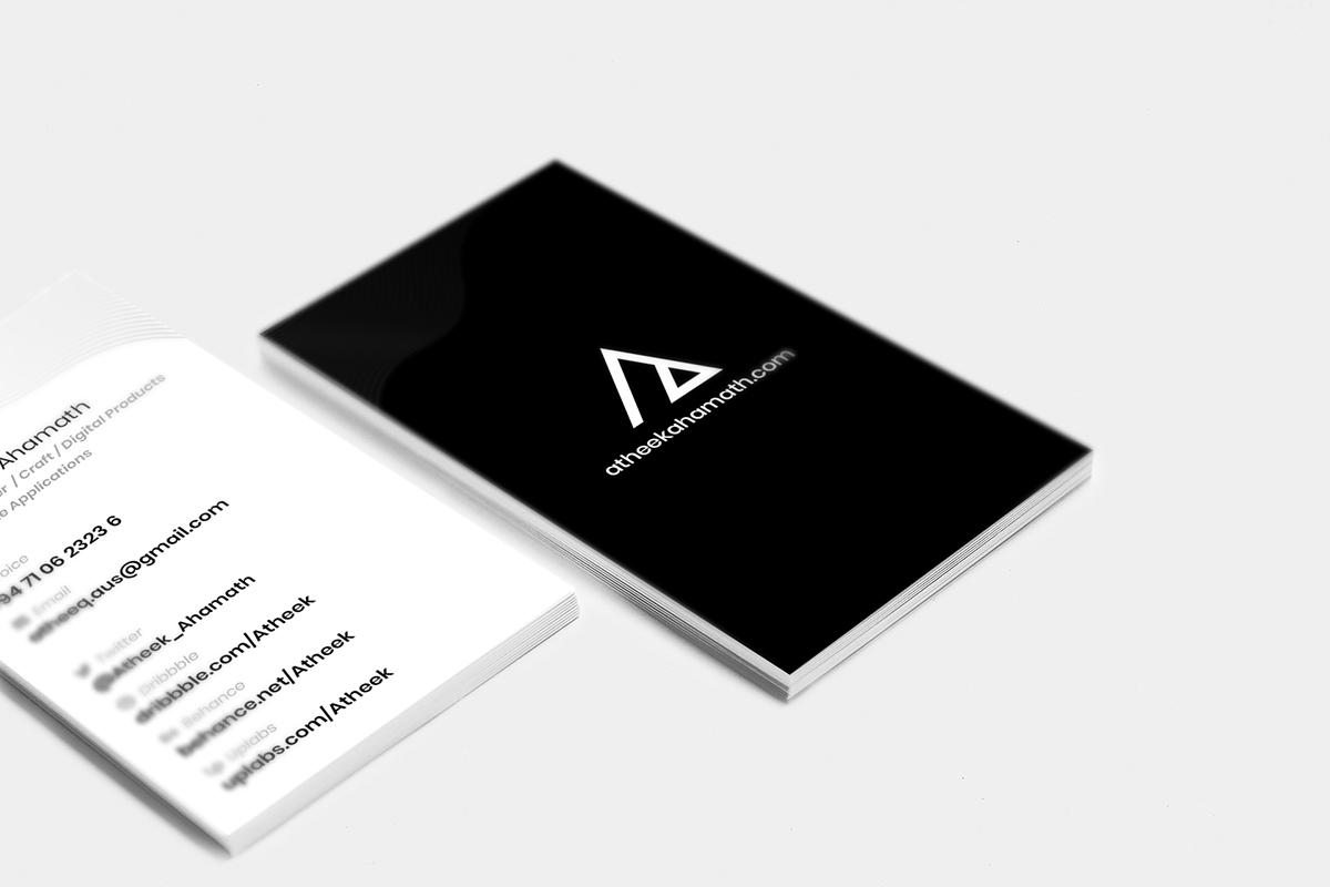 personal business cards - Personal Business Cards