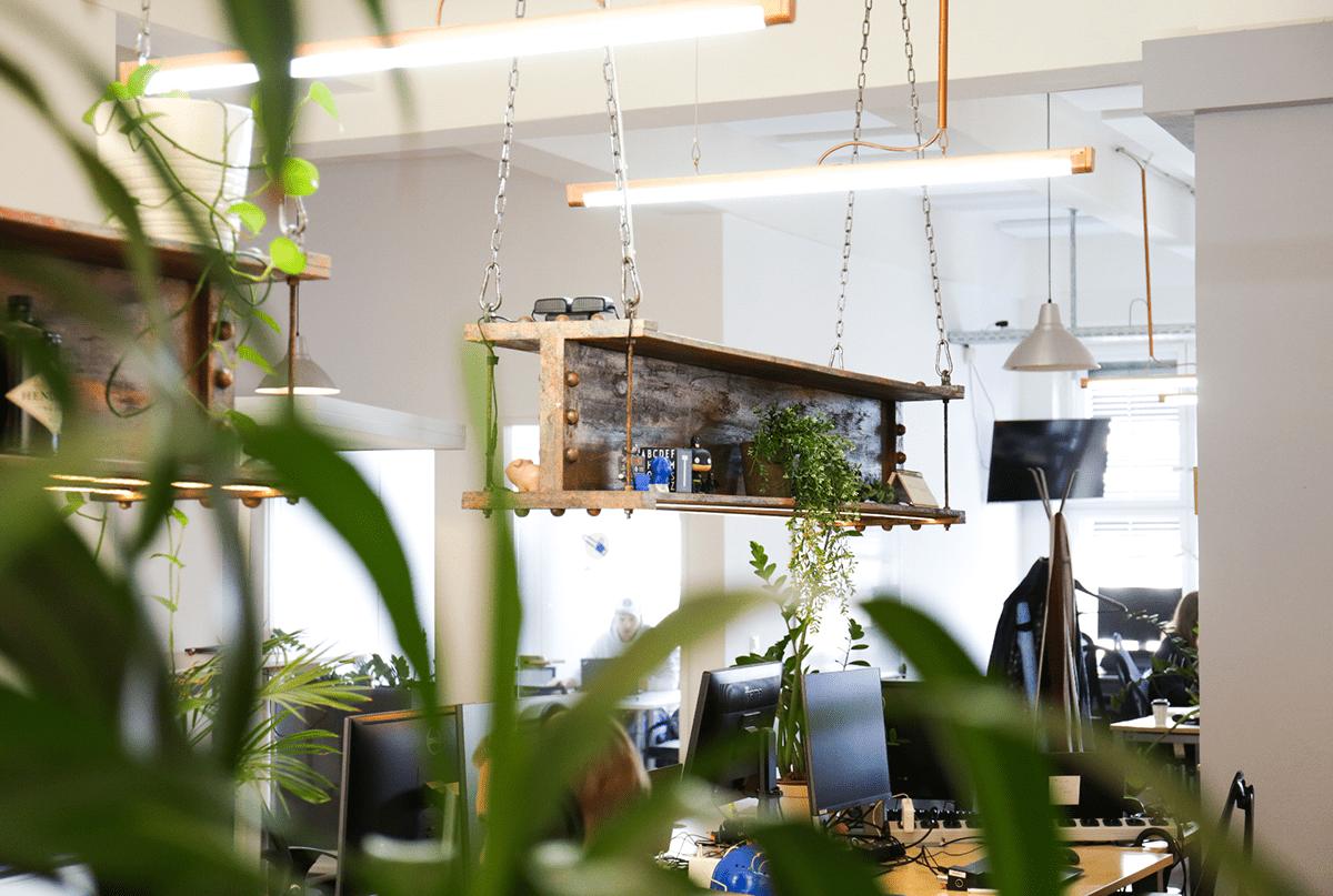 Interior Office Beautification Raumgestaltung Inneneinrichtung room design Hand crafts ideas Selfmade berlin