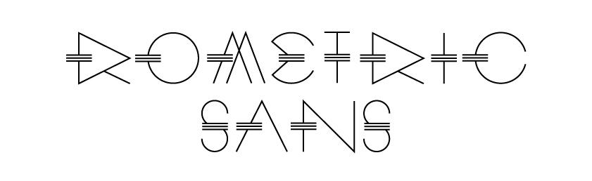ROMETRIC -geometric font - FREE DOWNLOAD on Behance
