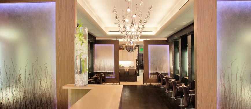 Famous salon interior design: salon syndicate on behance
