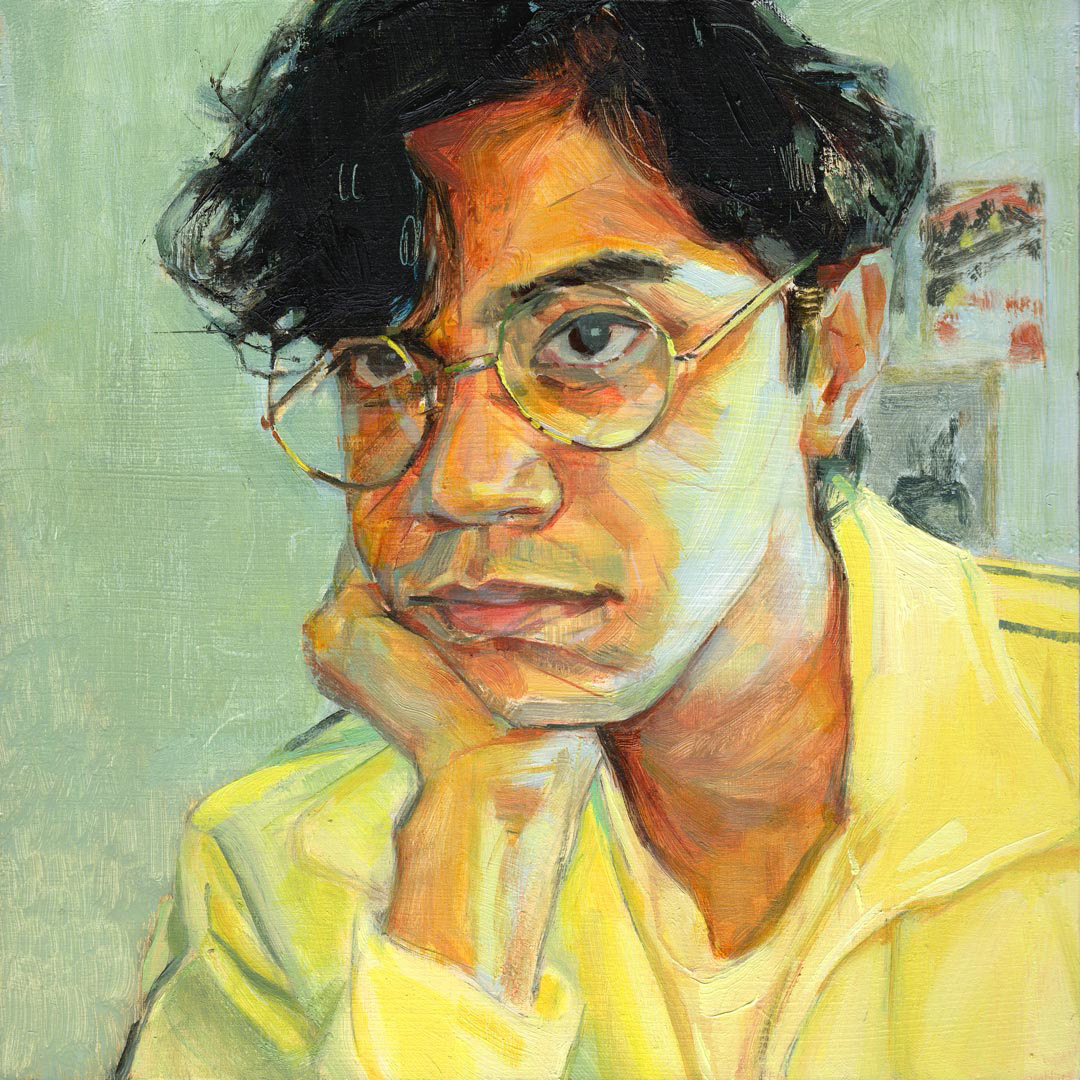 art fine art Oil Painting painting   Portrait Painting Portraiture