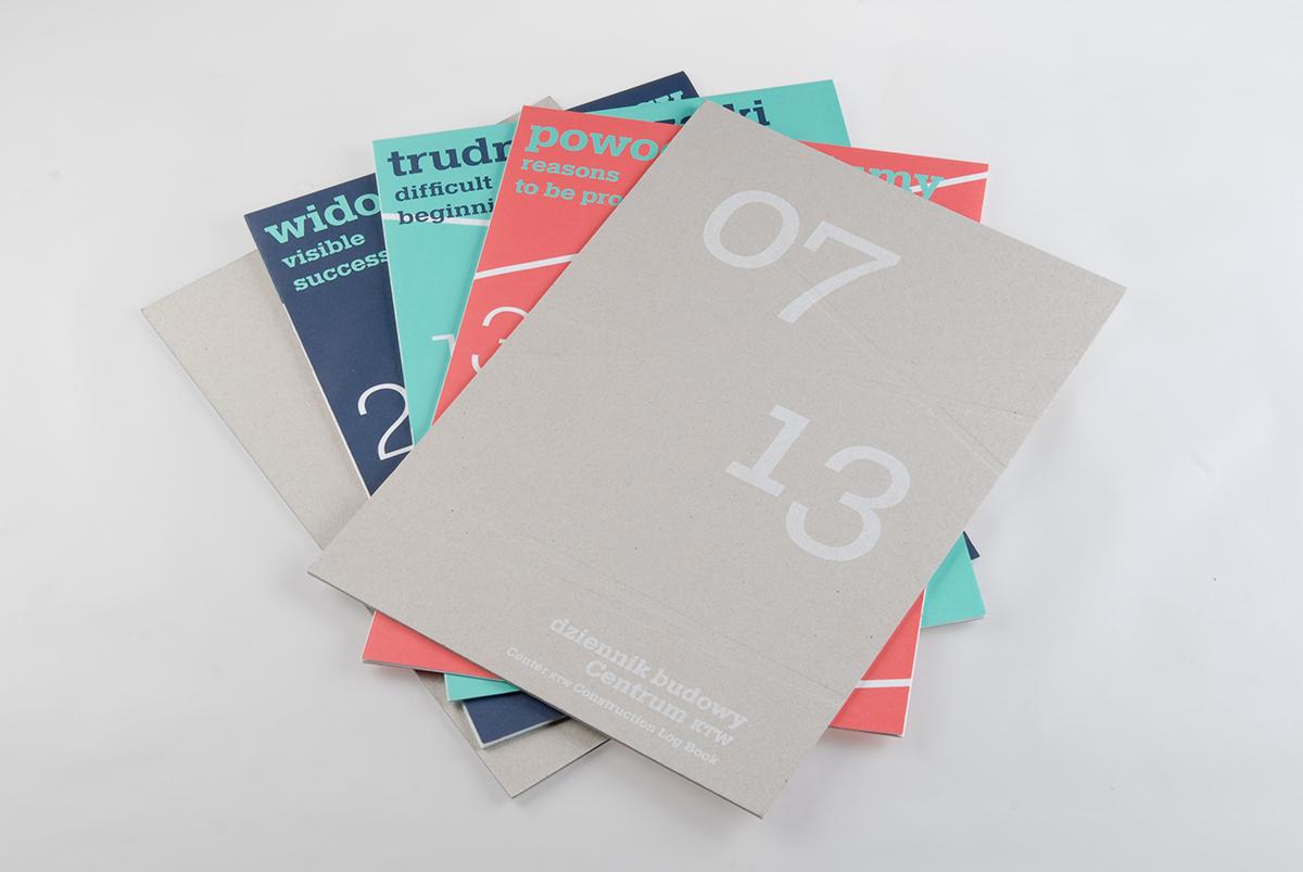 pantone folded posters Unique rubber cardboard publication