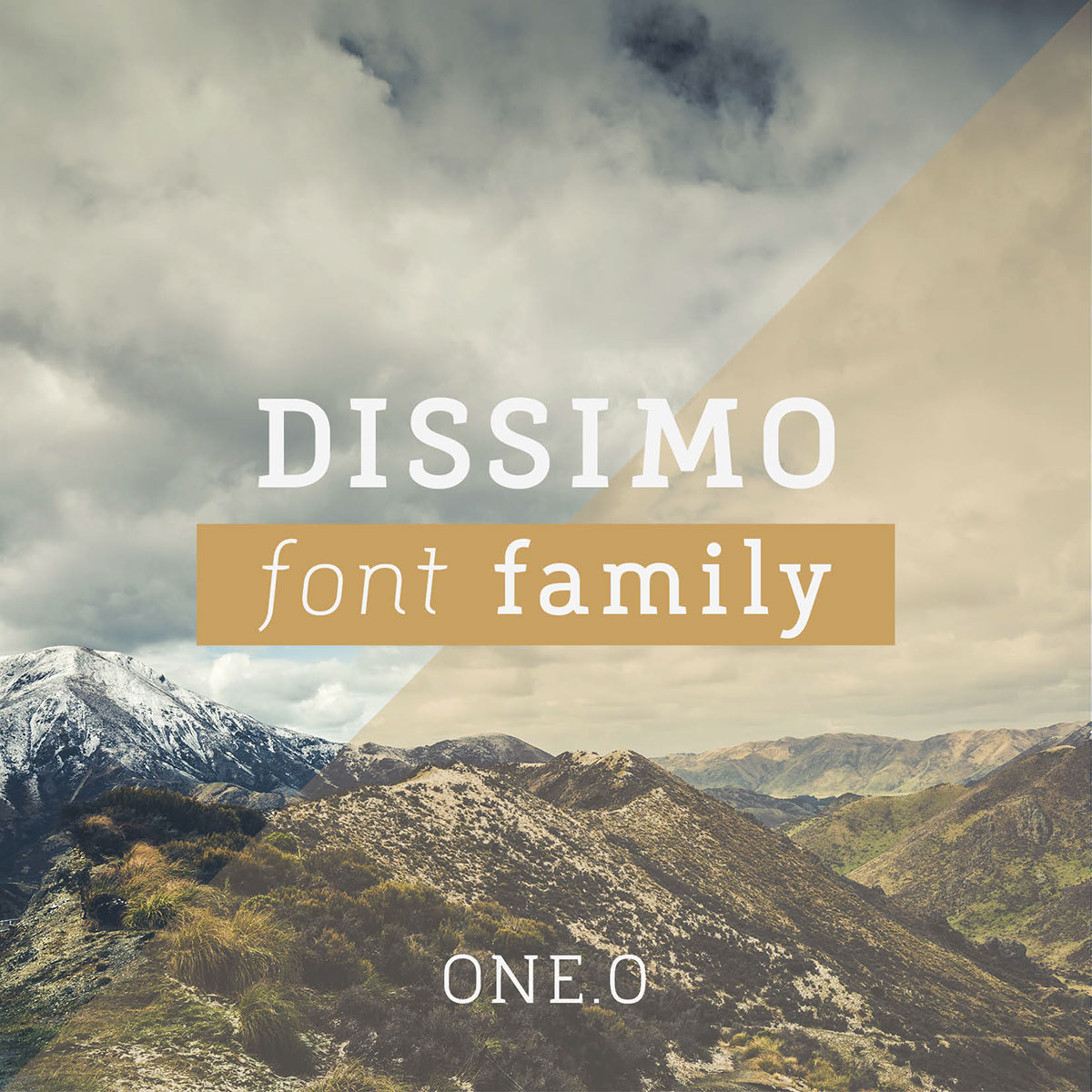Dissimo Font Download