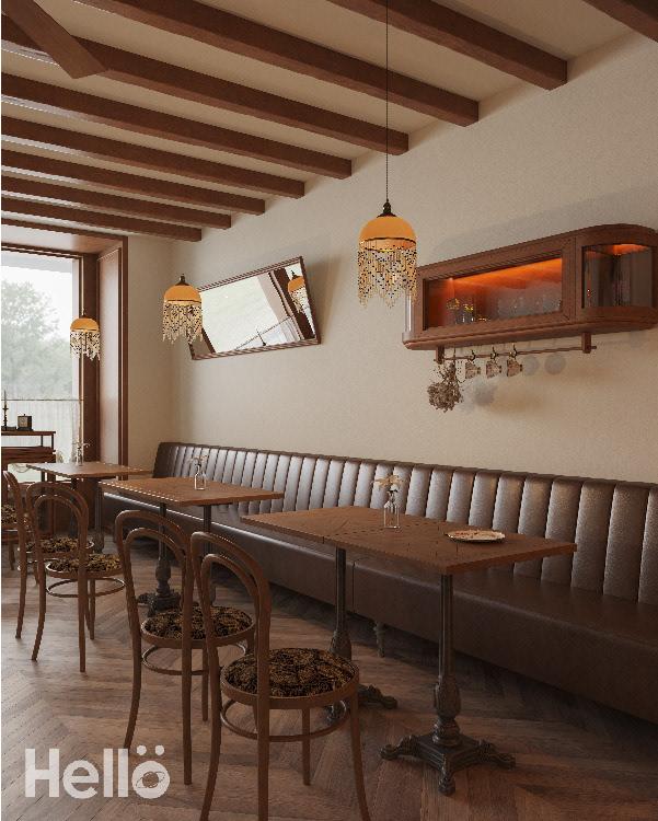 咖啡厅设计 商业空间设计 店铺设计 空间设计 餐饮空间设计
