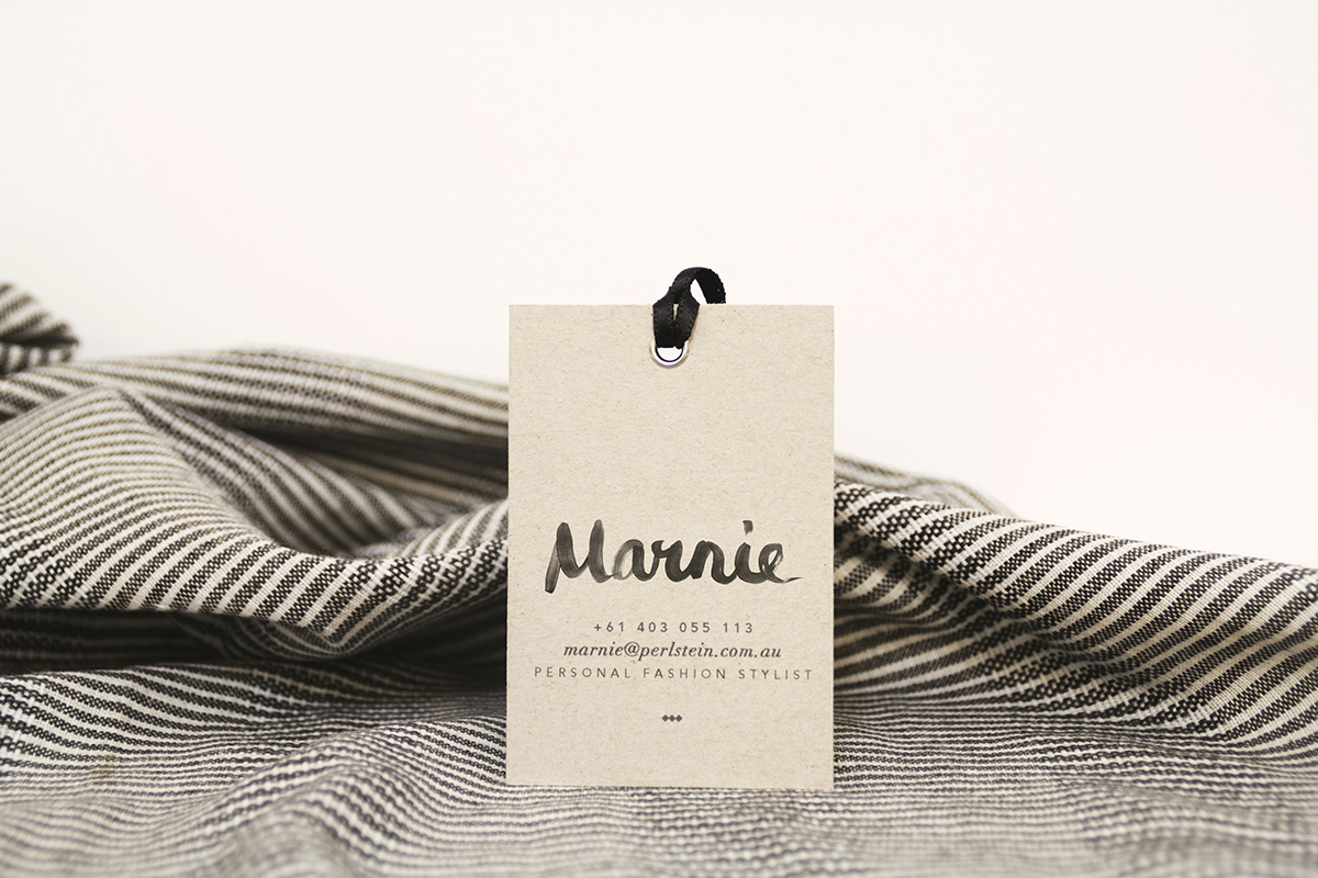 brand logo stylist business card minimalist design Personal Stylist fashion design Stationery creative black and white card natural Neutral boutique