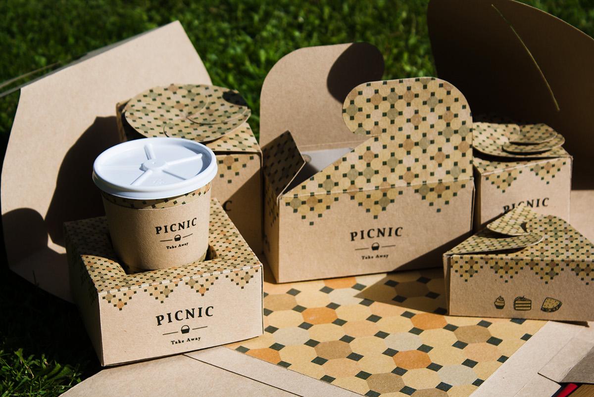 dirección de arte Fotografia take away Food  Packaging menu illustrations delivery Coffee Catalogue