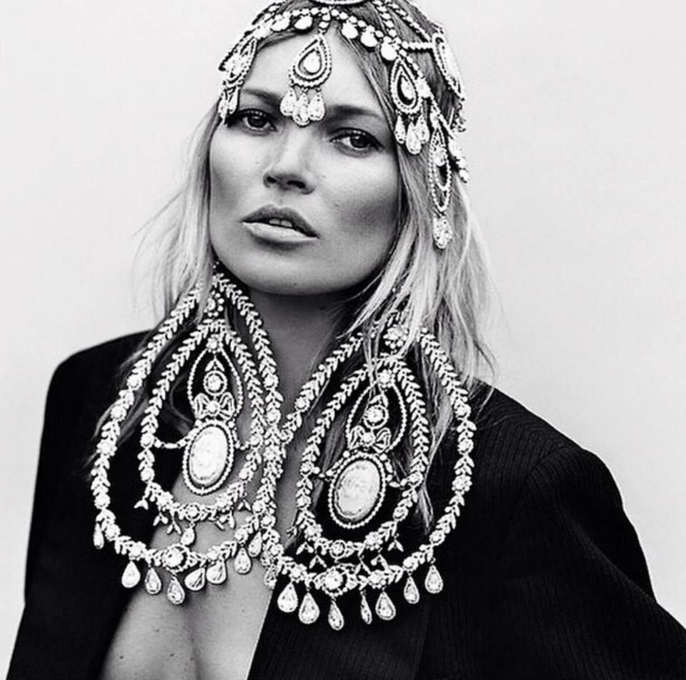 fashionillustration georginachavez mexico cuu artist fashionillustrator Katemoss inspiration jewelry