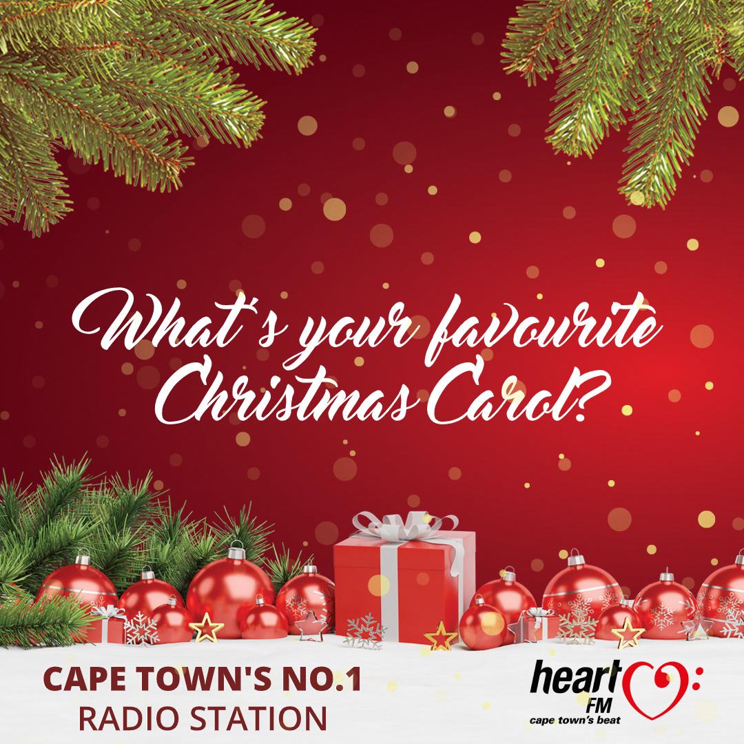 Christmas Carol Social Post For Heart Fm Radio Staion On Behance