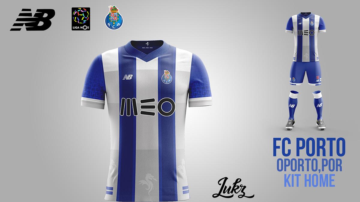 b0efdf24390 Fc Porto Fantasy Kit 2017/18 by Lukz on Behance