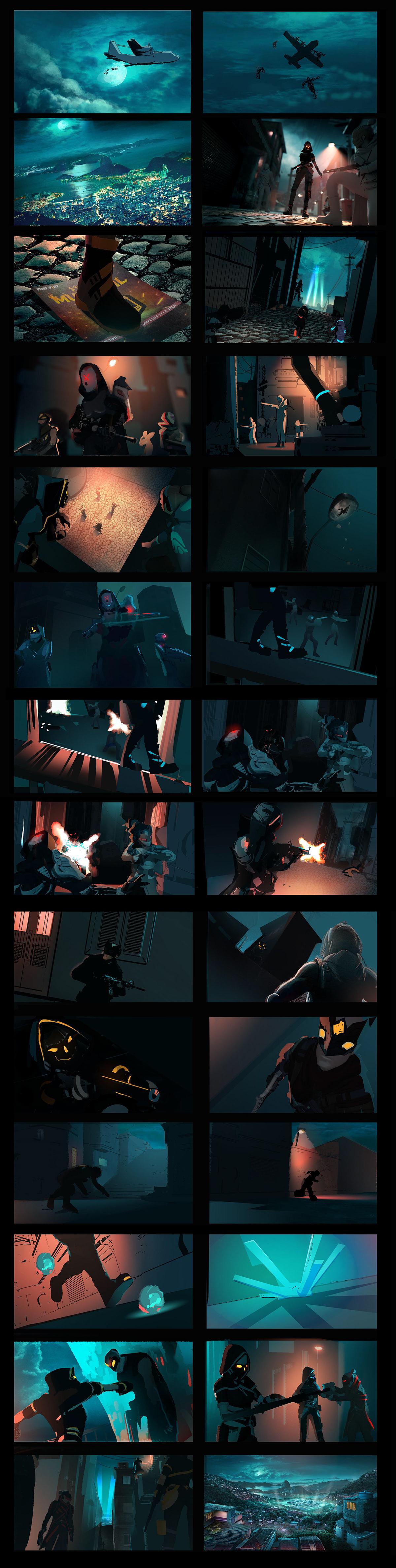 free fire garena world series cinematic ninja skins game