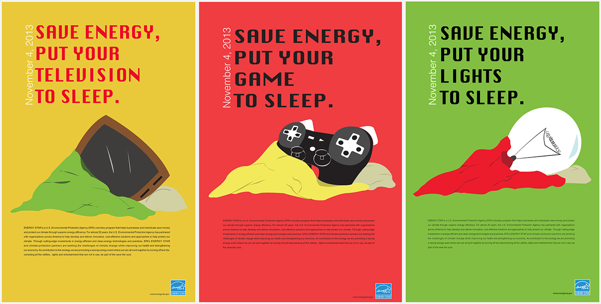 Energy Saving Campaign : Save energy campaign on behance