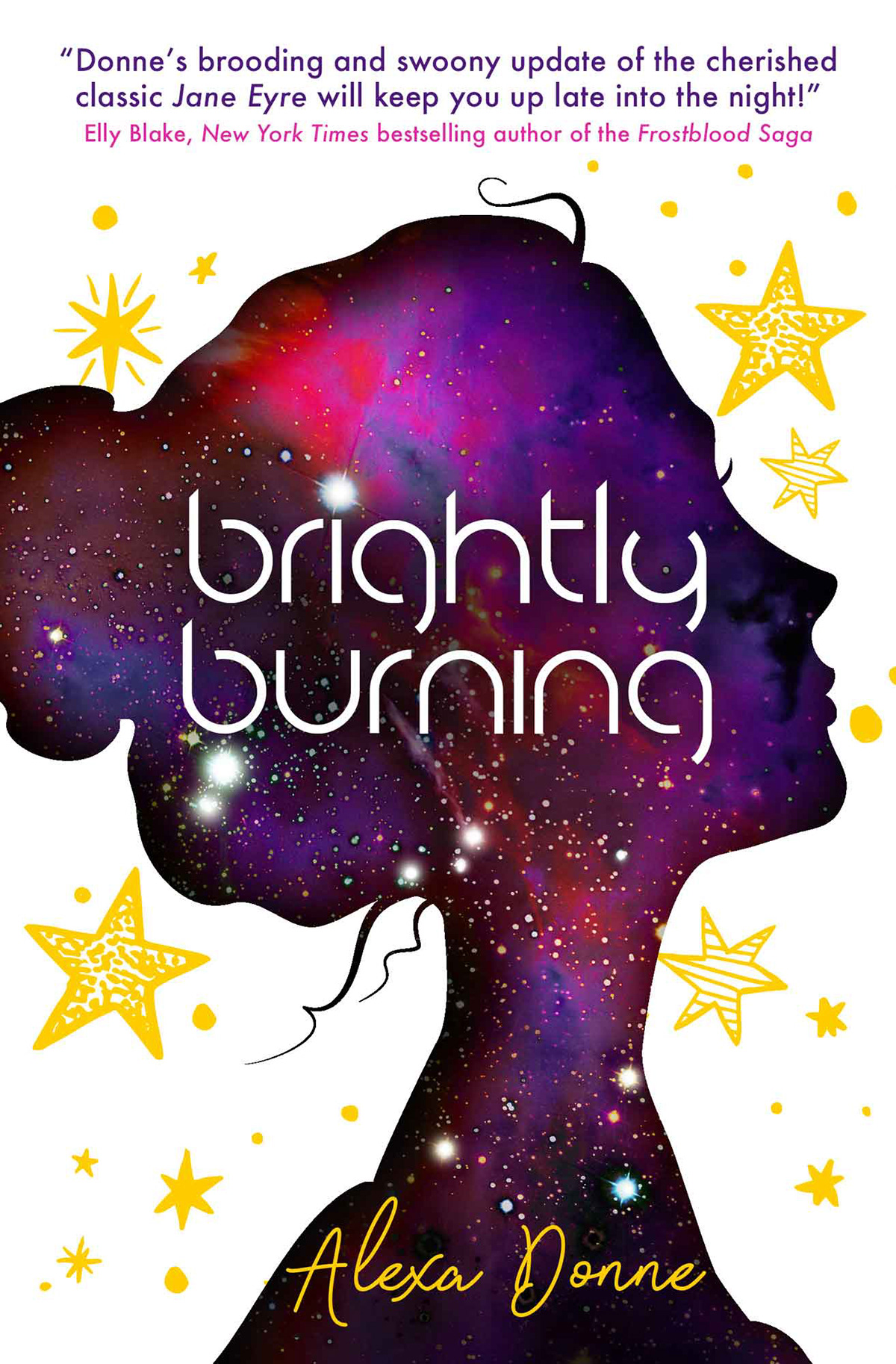 Image result for brightly burning alexa donne