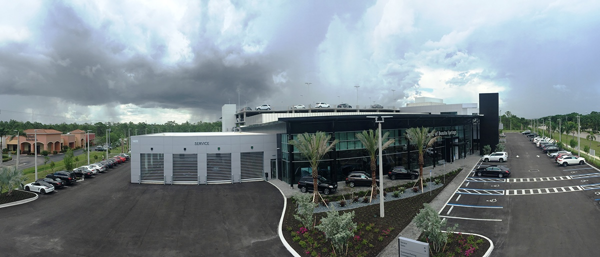 Mercedes-Benz of Bonita Springs - Praxis3 Architecture on ...