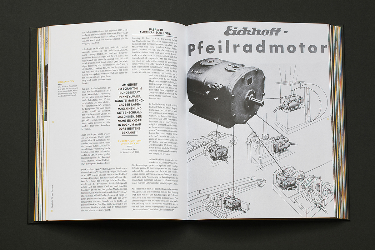 Adobe Portfolio buch graphic design  editorial design  chronik Grafik Design Jubiläum