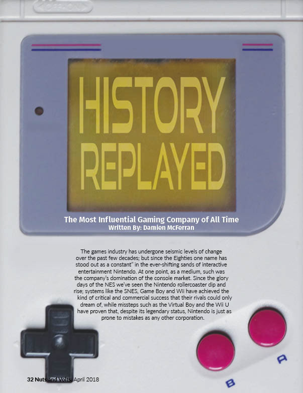 History Replayed | Editorial on Behance