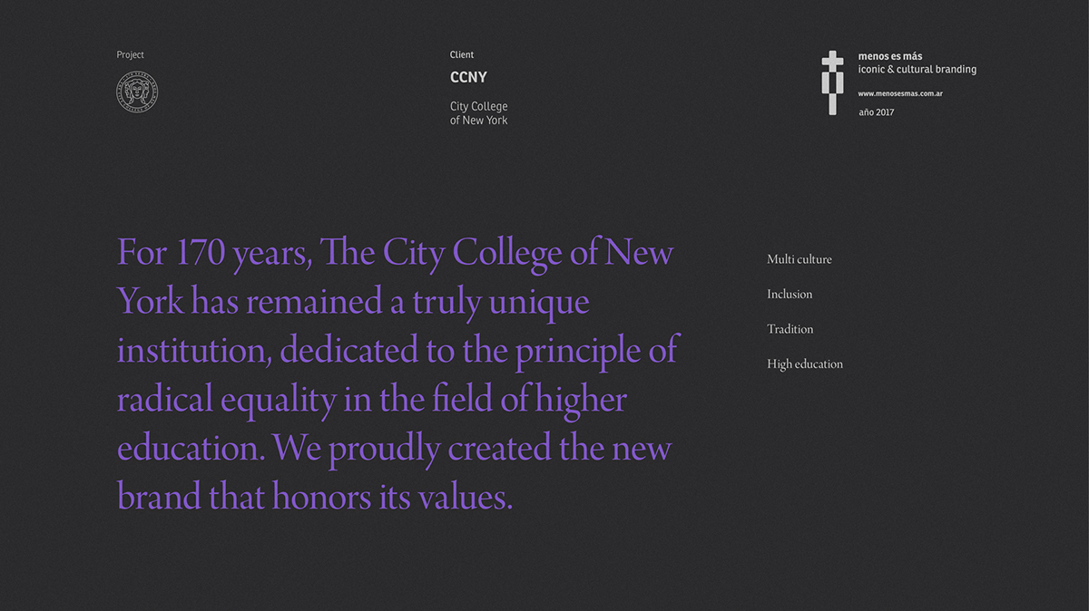 City College Of New York Graphic Design Program