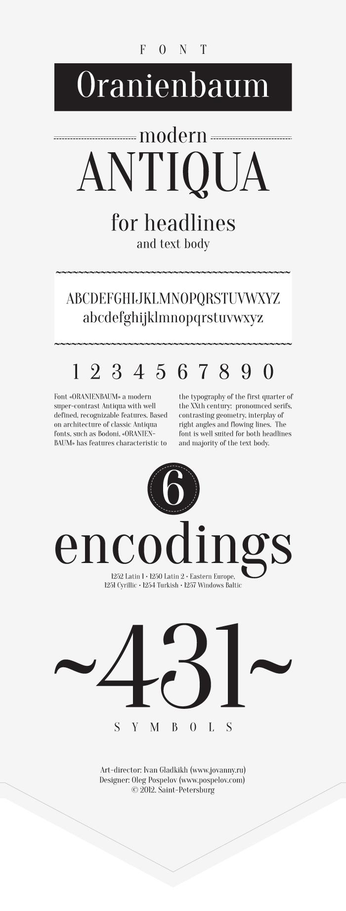 Free font  type font type design