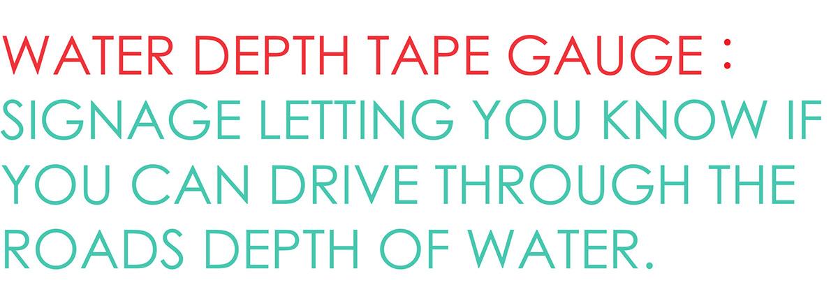 social design emergency tape Adobe Portfolio