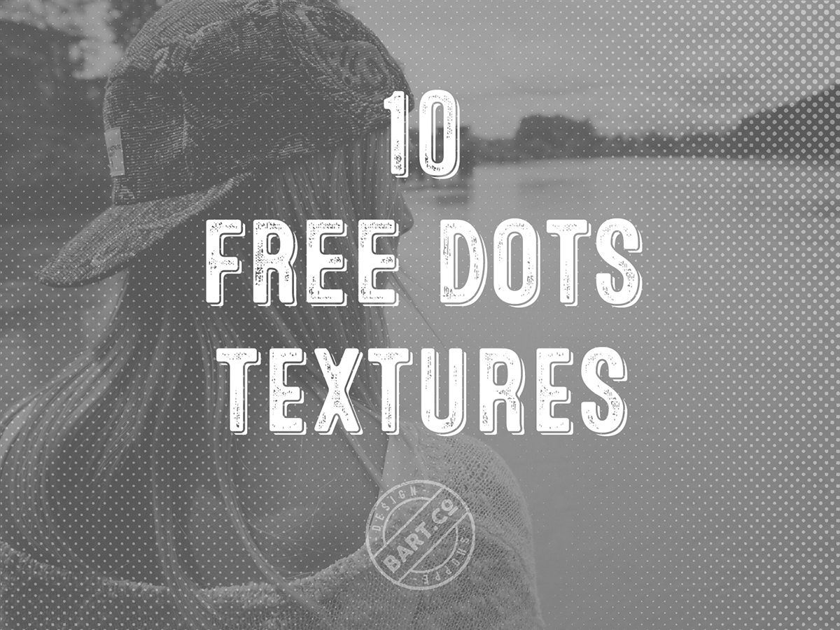 textures background pattern free dots vintage Retro old halftone