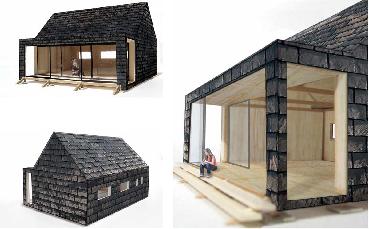 prefabricated fabulous house