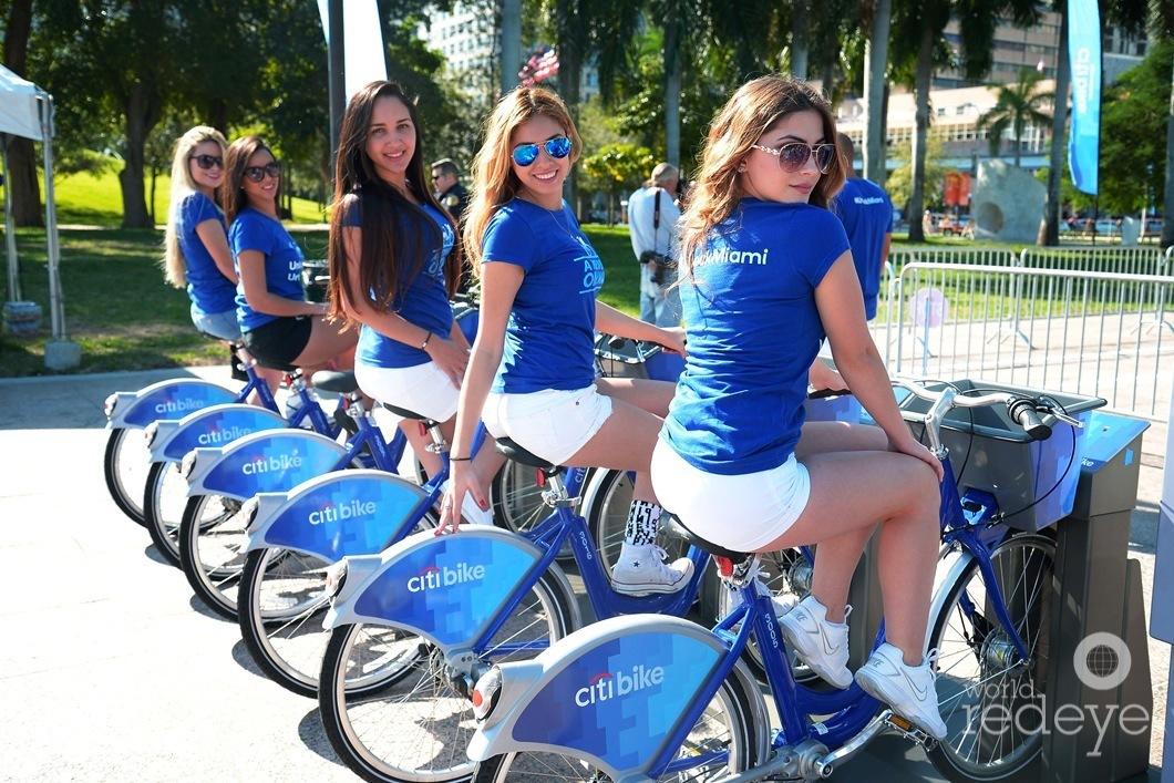 Citi Bike Miami >> Citi Bike Miami Launch Activation On Behance