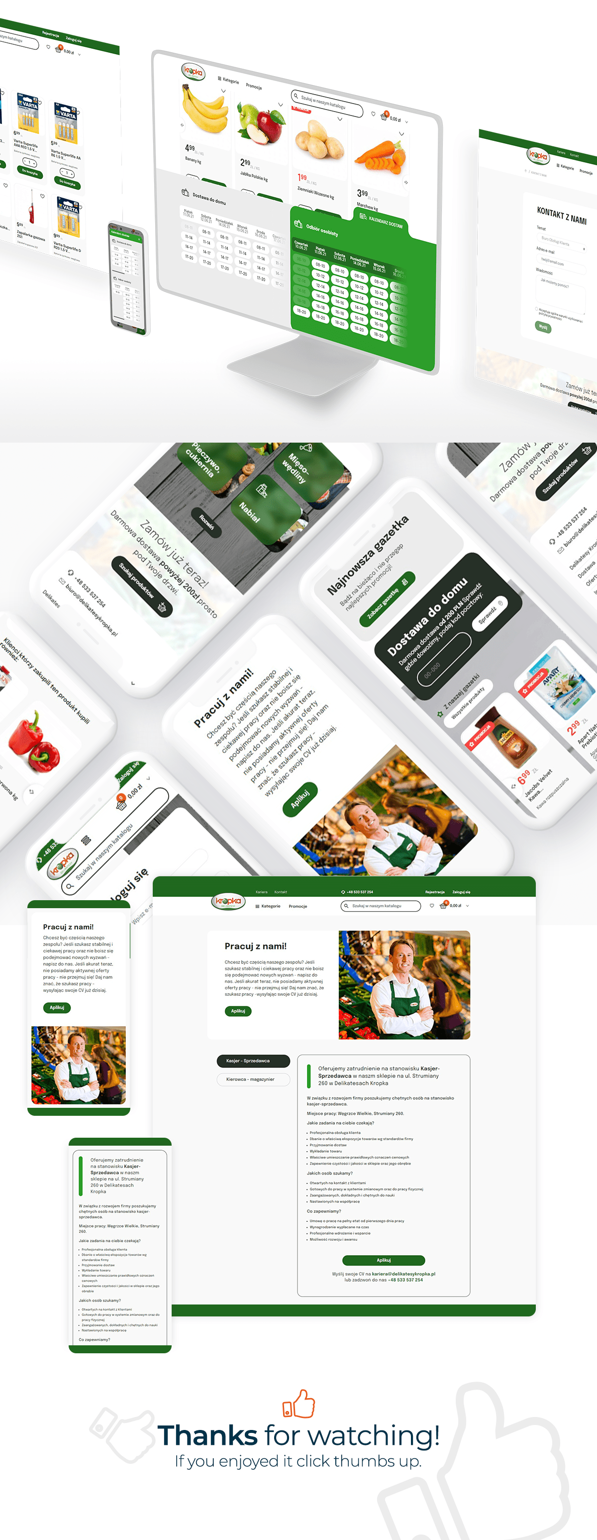 delivery delivery calendar desktop green Grocery icons mobile Order store vegetables