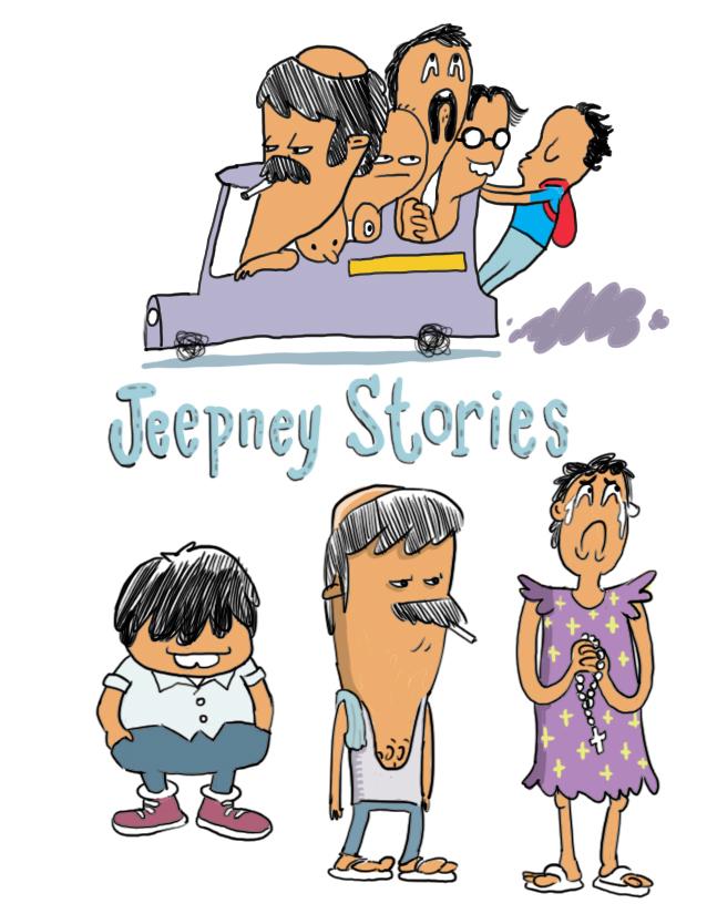jeepney bhoy Platoon pinoy artista comic app Mobile Comic App web comic jose gamboa