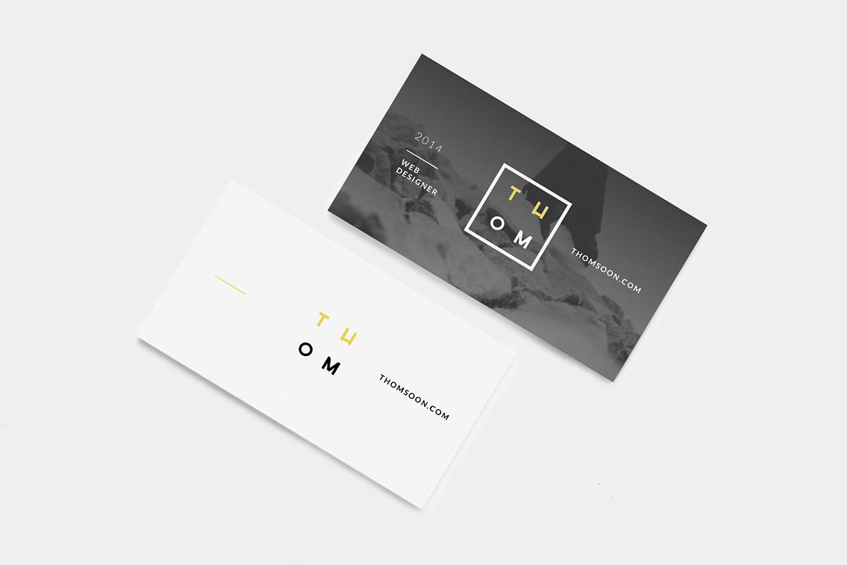 Iphone Busineb Card