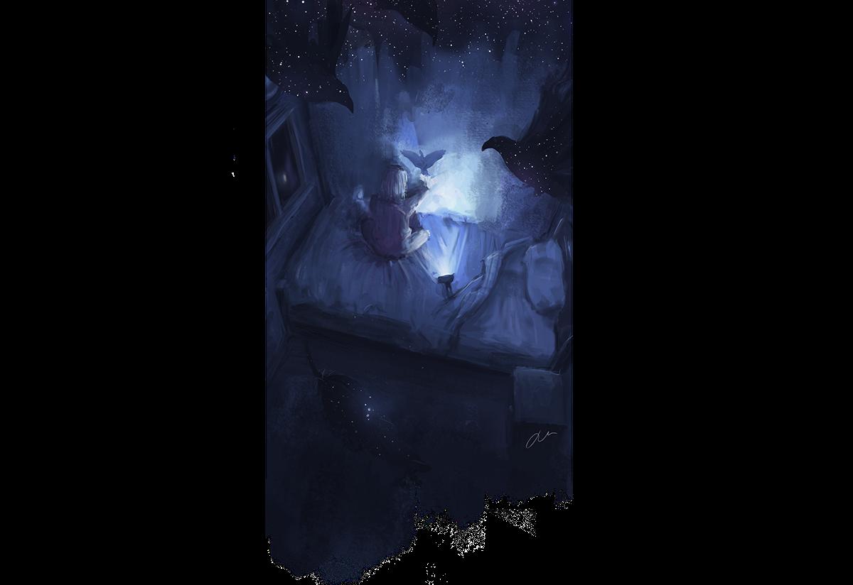 night Shadows stars