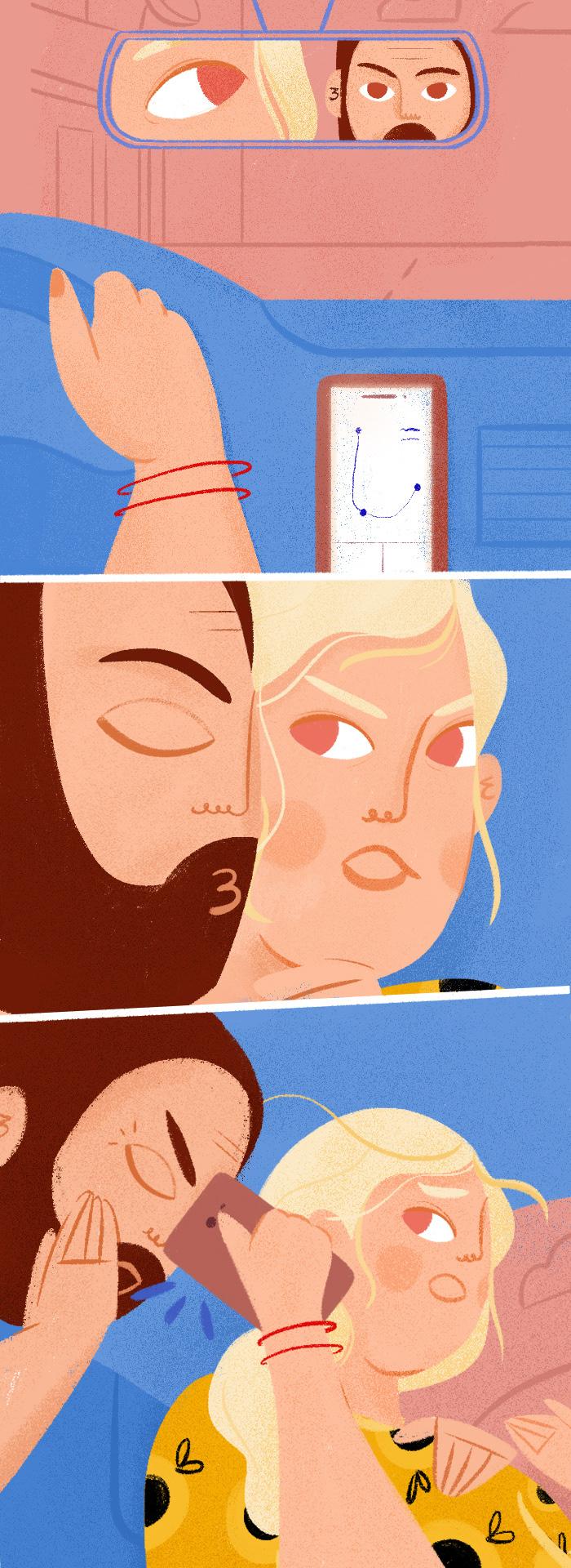 driver women Uber assault abuse sexualabuse ILLUSTRATION  digital digitalart