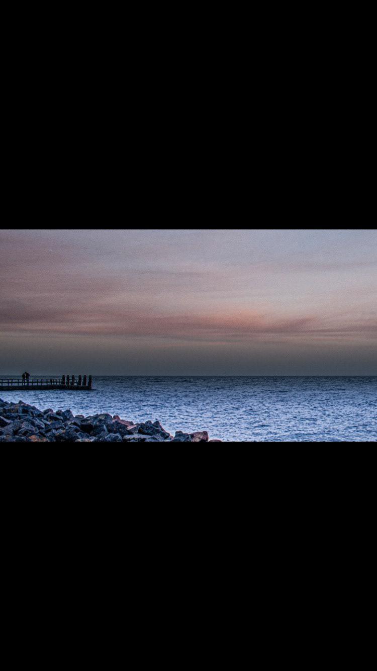 Afsluitdijk Landscape Nature Netherlands pier SKY water