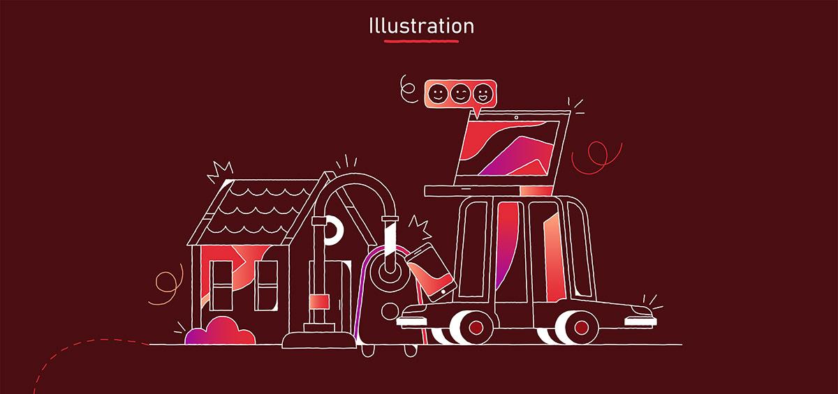 animation  doodle ILLUSTRATION  motiongraphics
