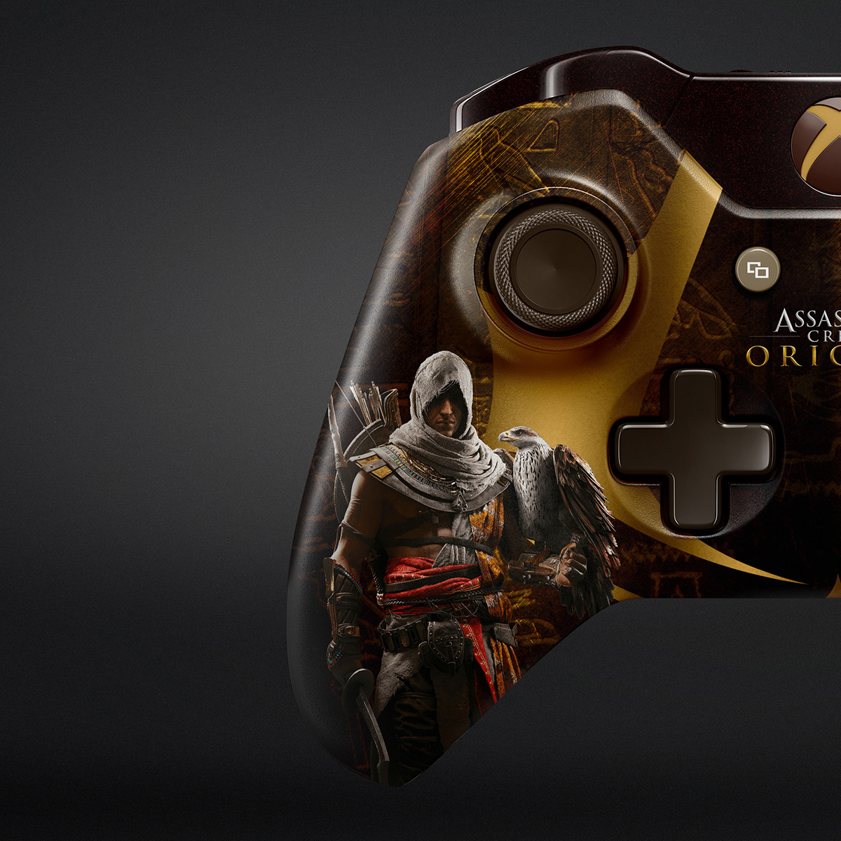 Assassin S Creed Origins Xbox Controller Design Concept On Behance