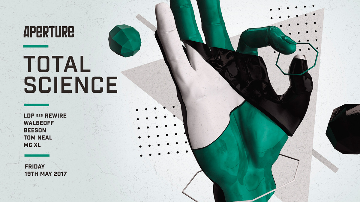 total science DnB cardiff Event club music night