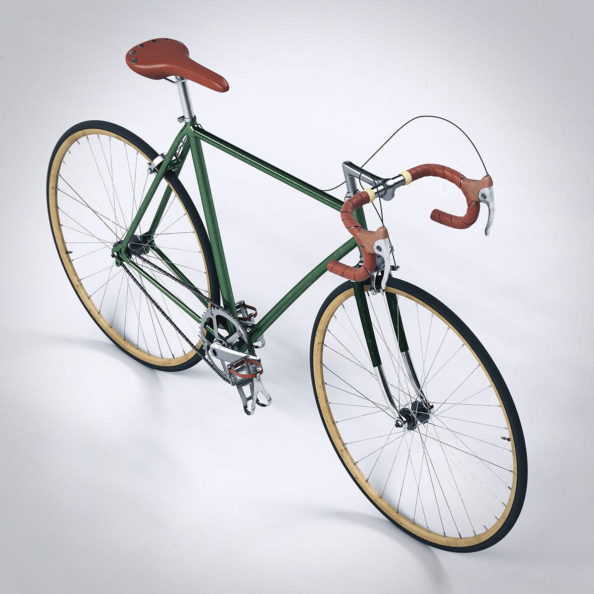 Vintage Road Bike On Behance