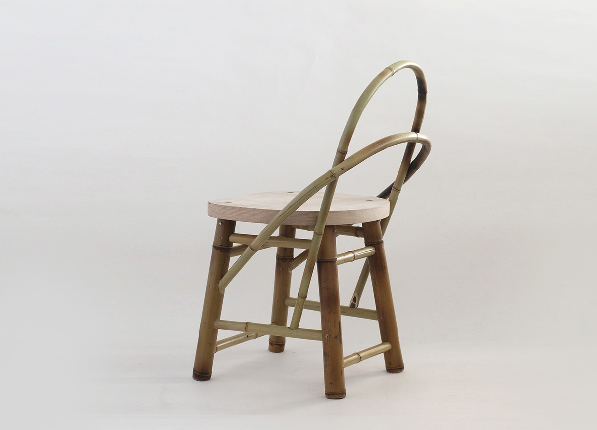how to make bamboo furniture. The New Chair Making Method Follows Very Traditional Way. Structure, Such As Legs, Seats Frame And Back Are All Built Up By Bamboo How To Make Furniture