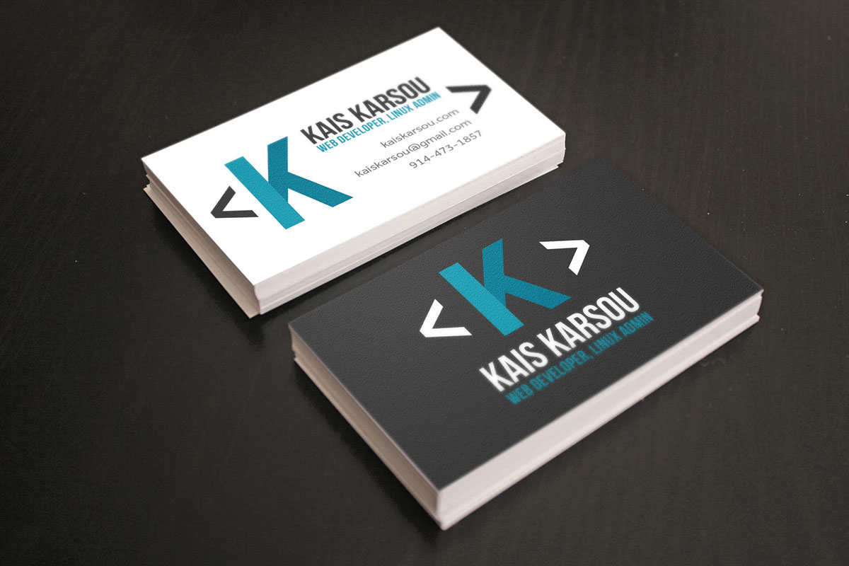 Personal brand logo and business cards on behance colourmoves