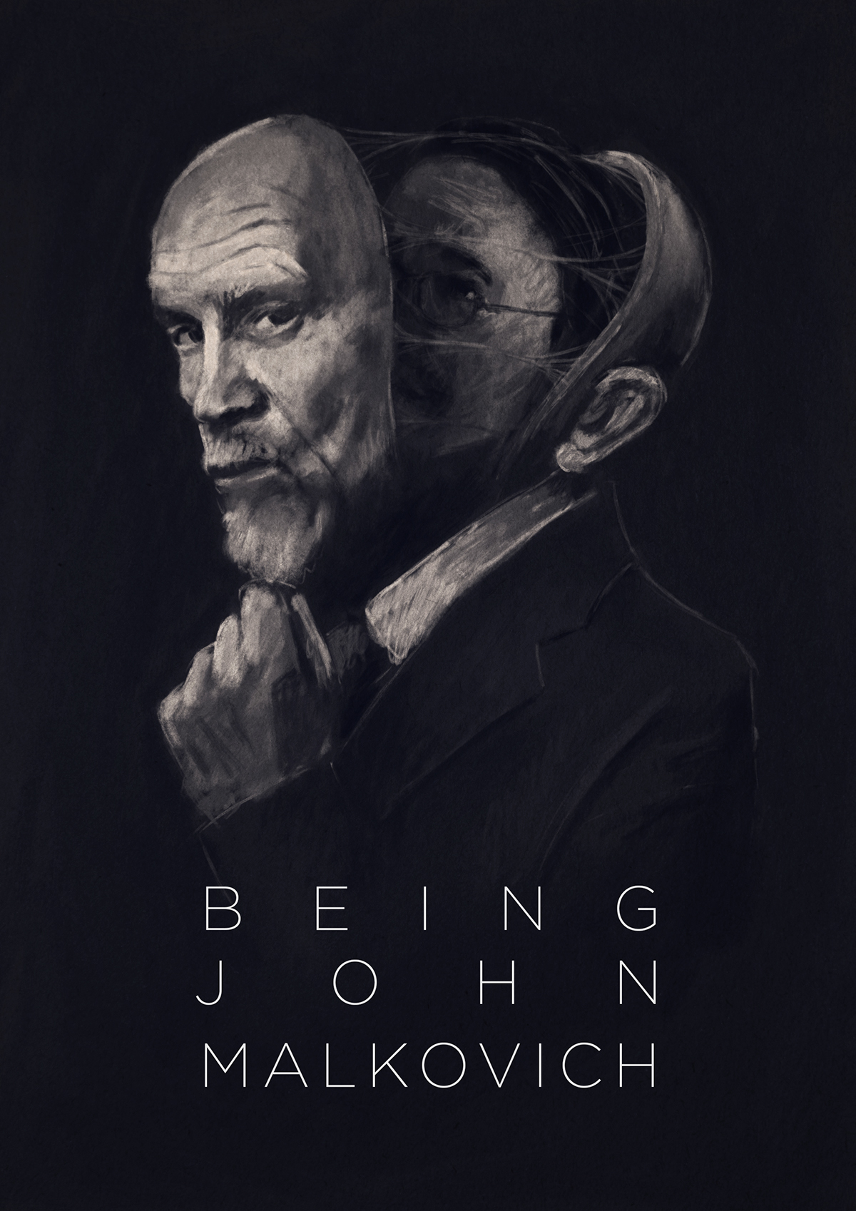 Being John Malkovich Poster Design on Behance
